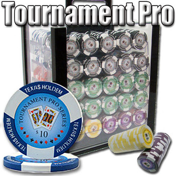 1,000 Ct - Custom Breakout - Tournament Pro 11.5G - Acrylic