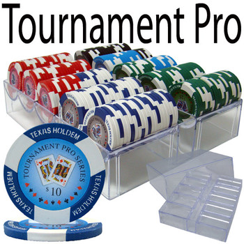 200 Ct - Pre-Packaged - Tournament Pro 11.5G - Acrylic