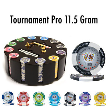 300 Ct - Custom - Tournament Pro 11.5G Wooden Carousel