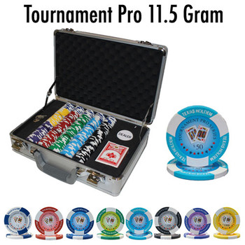 300 Ct - Pre-Packaged - Tournament Pro 11.5G - Claysmith