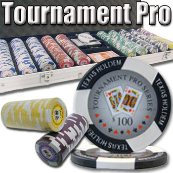 500 Ct - Custom Breakout - Tournament Pro 11.5G - Aluminum