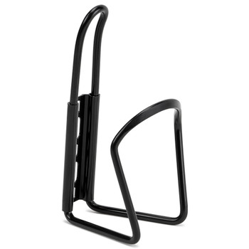 Anodized Aluminum Bicycle Bottle Cage, Black
