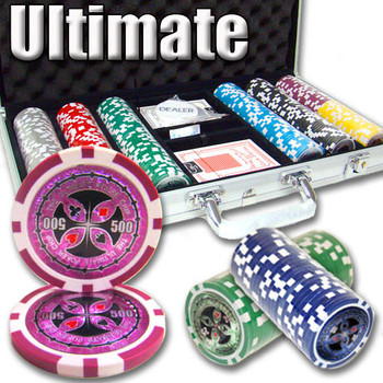 300 Ct - Pre-Packaged - Ultimate 14 G - Aluminum