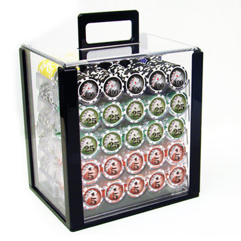 1,000 Ct - Custom Breakout - Yin Yang 13.5 G - Acrylic