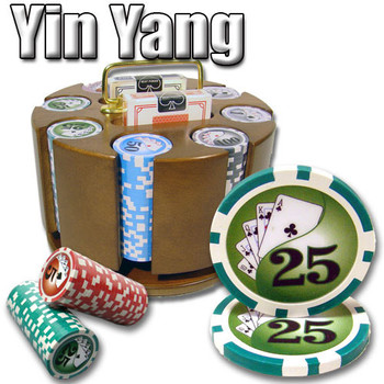 200 Ct - Pre-Packaged - Yin Yang 13.5 G - Carousel