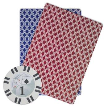 Roll of 25 - 2 Stripe Twist  8 gram - $1
