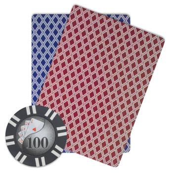 Roll of 25 - 2 Stripe Twist  8 gram - $100