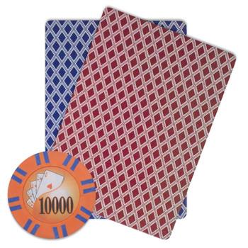 Roll of 25 - 2 Stripe Twist 8 Gram - $10,000