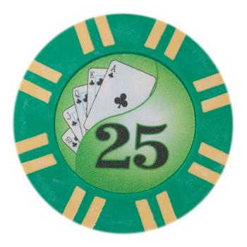 Roll of 25 - 2 Stripe Twist  8 gram - $25