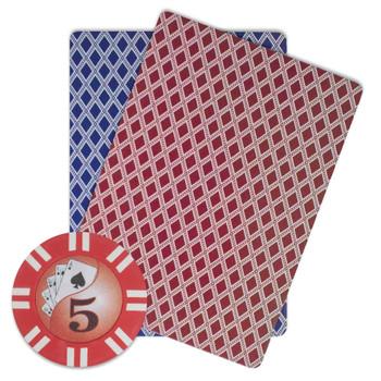 Roll of 25 - 2 Stripe Twist  8 gram - $5