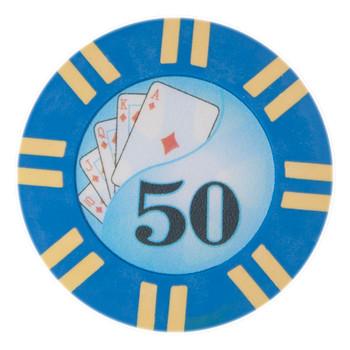 Roll of 25 - 2 Stripe Twist 8 gram - $50