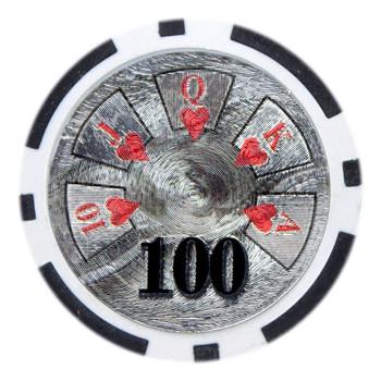 Roll of 25 - Ben Franklin 14 gram - $100
