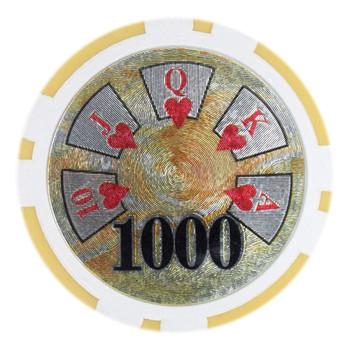Roll of 25 - Ben Franklin 14 gram - $1,000
