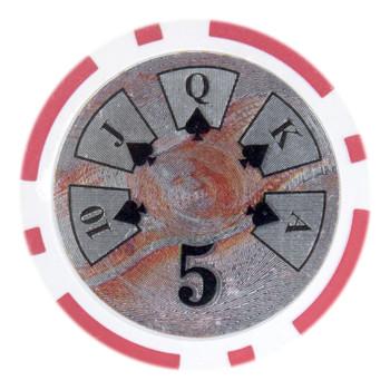 Roll of 25 - Ben Franklin 14 gram - $5