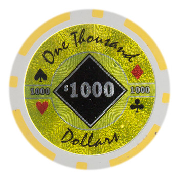 Roll of 25 - Black Diamond 14 Gram - $1000