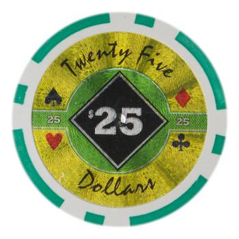 Roll of 25 - Black Diamond 14 Gram - $25