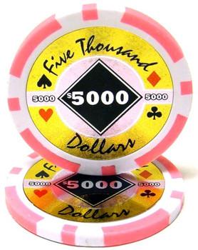 Roll of 25 - Black Diamond 14 Gram - $5000