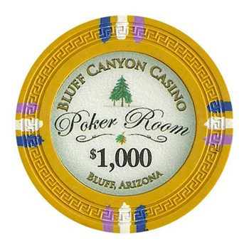 Roll of 25 - Bluff Canyon 13.5 Gram - $1000