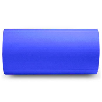 "Blue 12"" x 6"" Premium High-Density EVA Foam Roller"