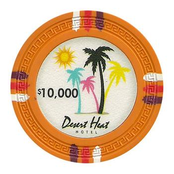Roll of 25 - Desert Heat 13.5 Gram - $10000