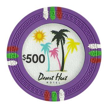 Roll of 25 - Desert Heat 13.5 Gram - $500