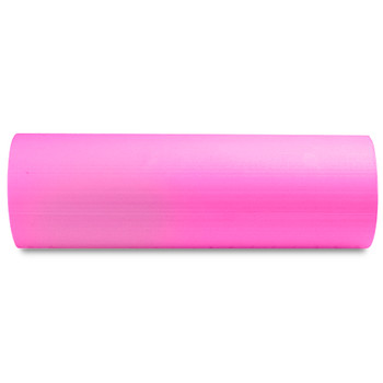 "Pink 18"" x 6"" Premium High-Density EVA Foam Roller"