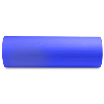 "Blue 18"" x 6"" Premium High-Density EVA Foam Roller"