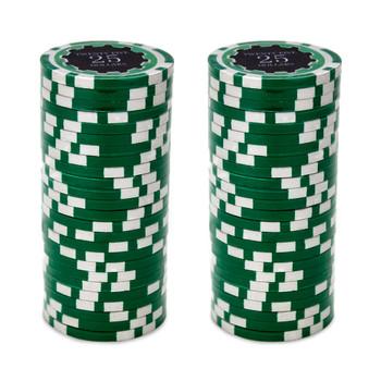 Roll of 25 - Eclipse 14 Gram Poker Chips - $25