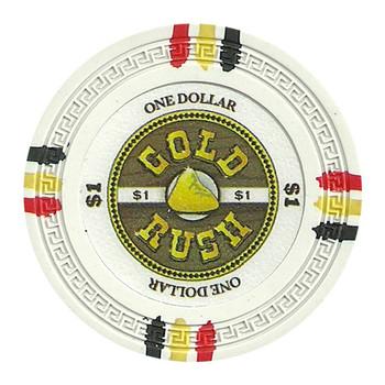 Roll of 25 - Gold Rush 13.5 Gram - $1