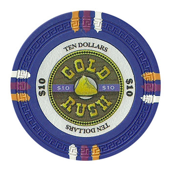 Roll of 25 - Gold Rush 13.5 Gram - $10