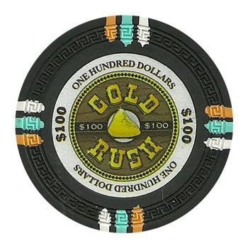 Roll of 25 - Gold Rush 13.5 Gram - $100