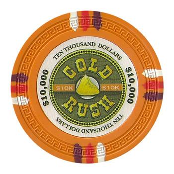 Roll of 25 - Gold Rush 13.5 Gram - $10000