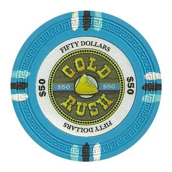Roll of 25 - Gold Rush 13.5 Gram - $50