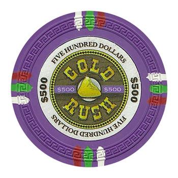 Roll of 25 - Gold Rush 13.5 Gram - $500