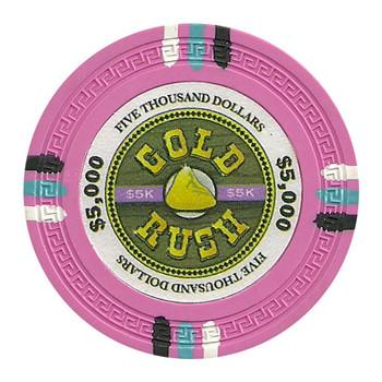 Roll of 25 - Gold Rush 13.5 Gram - $5000