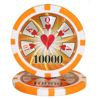 Roll of 25 - Hi Roller 14 gram - $10,000
