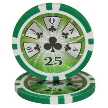 Roll of 25 - Hi Roller 14 gram - $25