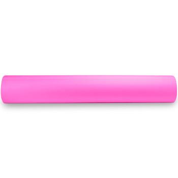 "Pink 36"" x 6"" Premium High-Density EVA Foam Roller"