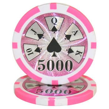 Roll of 25 - Hi Roller 14 gram - $5,000