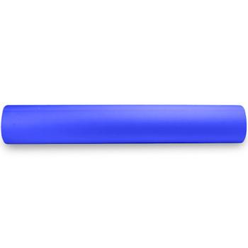"Blue 36"" x 6"" Premium High-Density EVA Foam Roller"