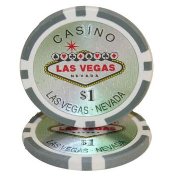 Roll of 25 - Las Vegas 14 gram - $1