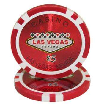 Roll of 25 - Las Vegas 14 gram - $5