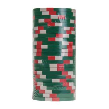 Poker Knights 13.5 Gram, $25, Roll of 25