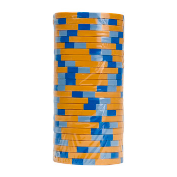 Poker Knights 13.5 Gram, $0.50, Roll of 25