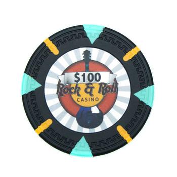 Roll of 25 - Rock & Roll 13.5 gram - $100