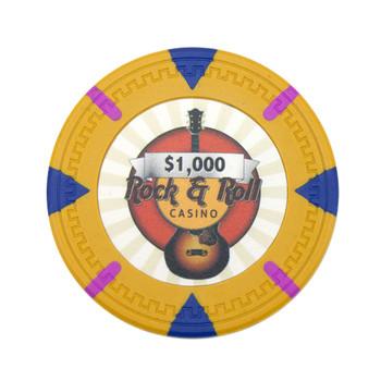 Roll of 25 - Rock & Roll 13.5 gram - $1000