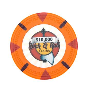 Roll of 25 - Rock & Roll 13.5 gram - $10,000
