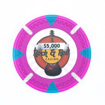 Roll of 25 -  Rock & Roll 13.5 gram - $5000
