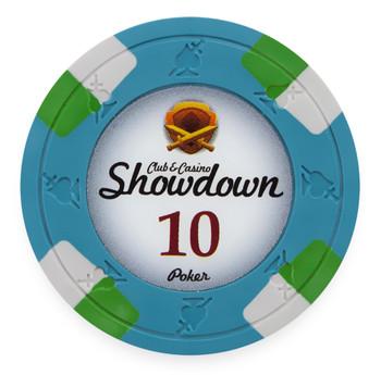 Showdown 13.5 Gram, $10, Roll of 25