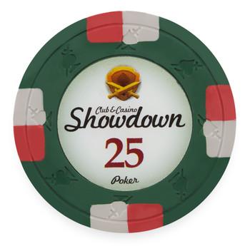 Showdown 13.5 Gram, $25, Roll of 25